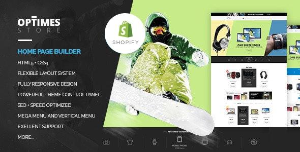 Ap Optimes Shopify Theme - Technology Shopify