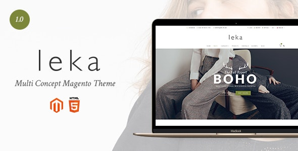 ARW Leka - Magento Theme - Shopping Magento