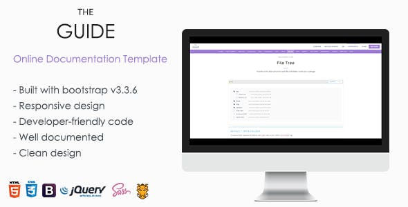 Api Doc Templates From Themeforest