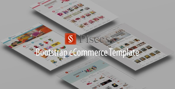 Furniture Flower Store HTML Template - Pisces - Shopping Retail