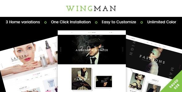 WINGMAN - Responsive WooCommerce Theme - WooCommerce eCommerce