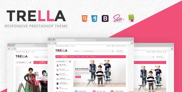SNS Trella - Responsive Prestashop Theme - Shopping PrestaShop