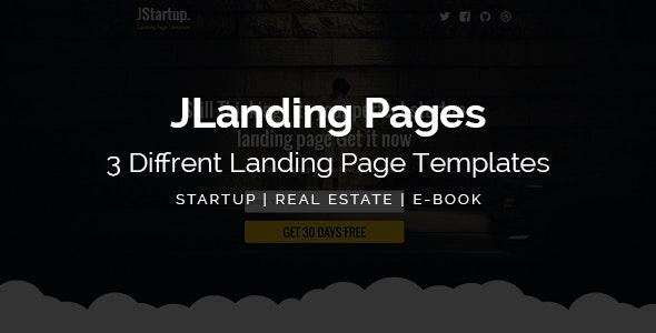 JLanding Pages - Pagewiz Templates - Pagewiz Marketing