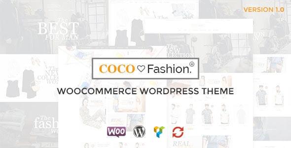 Coco - Fashion Responsive WordPress Theme - WooCommerce eCommerce