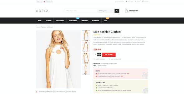 Adela Multipurpose WooCommerce WordPress Theme
