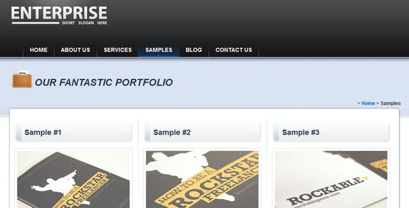 enterprise Folio
