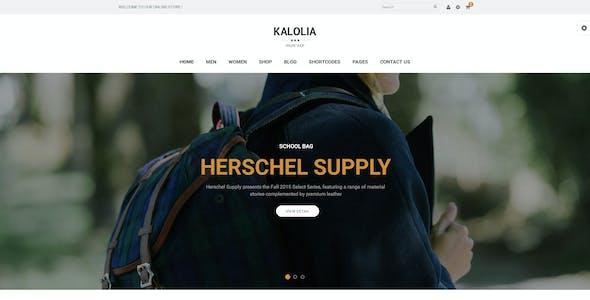 SNS Kalolia - Shop WordPress WooCommerce Theme