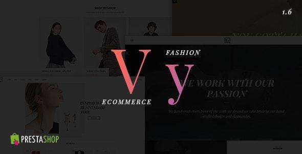 JMS Vy Fashion - Responsive Prestashop Theme - Fashion PrestaShop