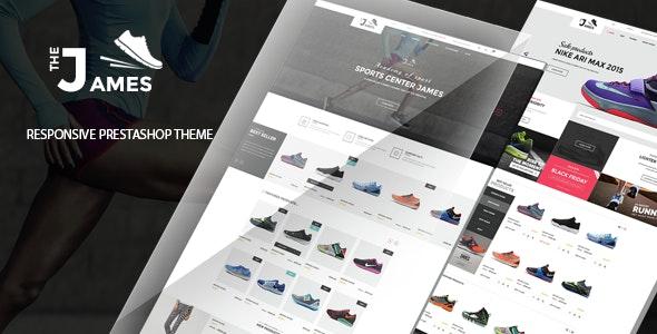 James - Responsive Prestashop Shoes Store Theme - Miscellaneous PrestaShop