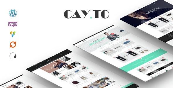 Cayto - WooCommerce Responsive WordPress Theme - WooCommerce eCommerce