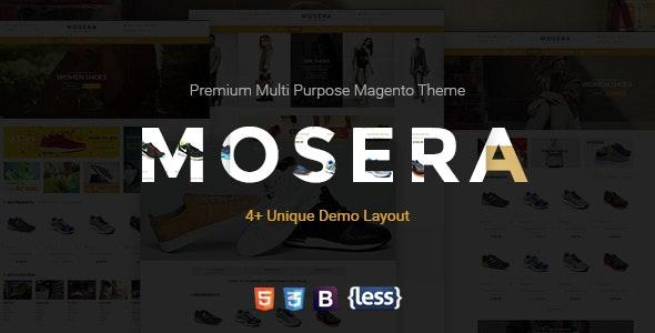 SNS Mosera - Responsive Magento Theme - Magento eCommerce