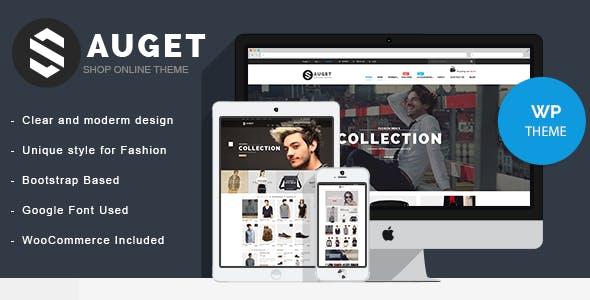 Sauget - Multipurpose WooCommerce Theme
