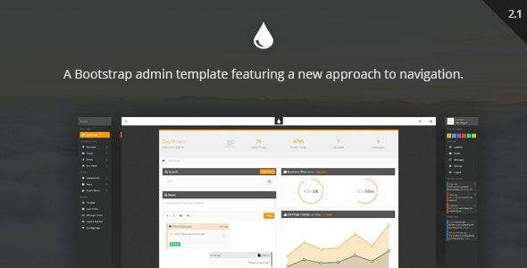 FreshUI - Premium Web App and Admin Template - Admin Templates Site Templates