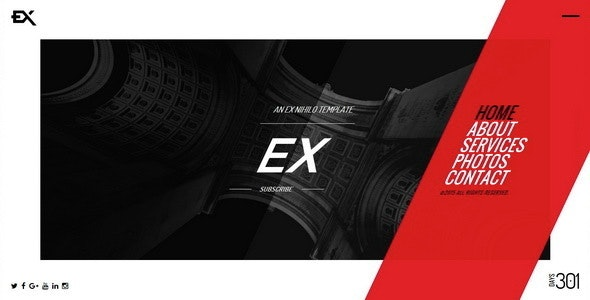 Ex || Responsive Under Construction Template - Under Construction Specialty Pages