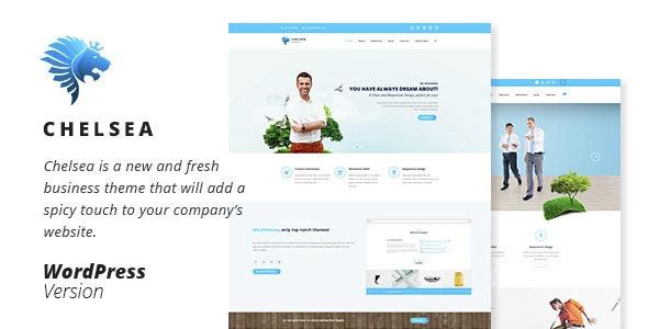 Chelsea - Multi-Purpose Business WordPress Theme - Business Corporate