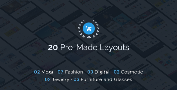 HugeShop - Wonderful Multi Concept Responsive OpenCart Theme - Shopping OpenCart