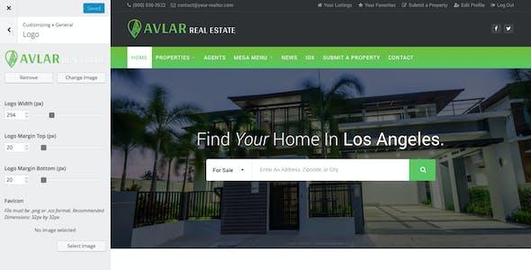 Avlar - Real Estate Theme