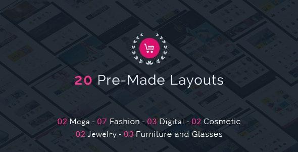 HugeShop - Wonderful Multi Concept Responsive Prestashop Theme - Shopping PrestaShop