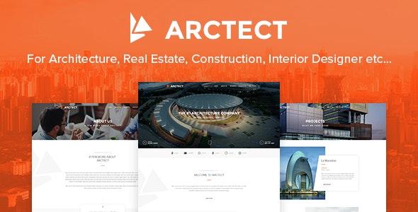 Arctect - Business Corporate