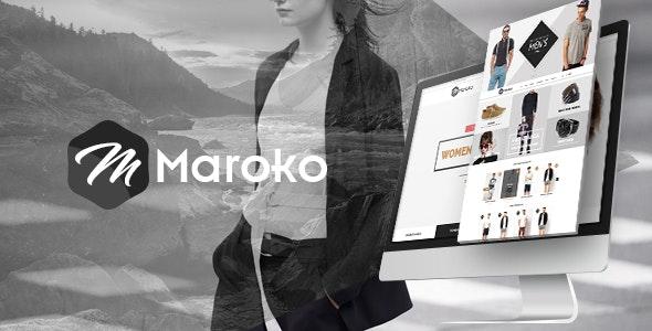Maroko Responsive Shopify Theme