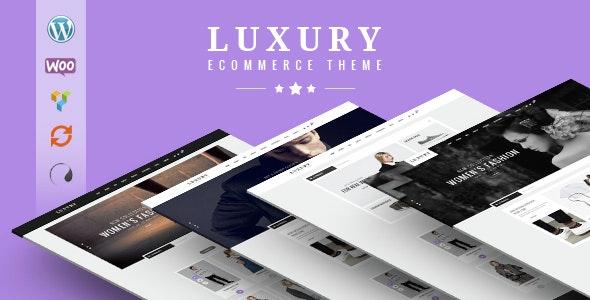 Luxury - Wonderful Responsive WooCommerce Theme - WooCommerce eCommerce