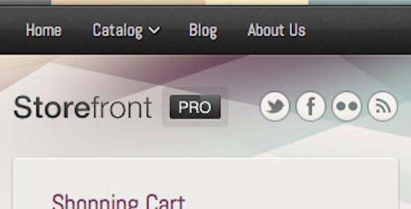 Storefront Pro for Shopify — Premium Theme