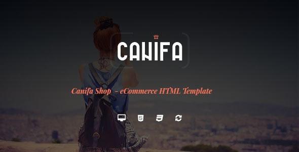 Canifa - eCommerce HTML Template - Fashion Retail