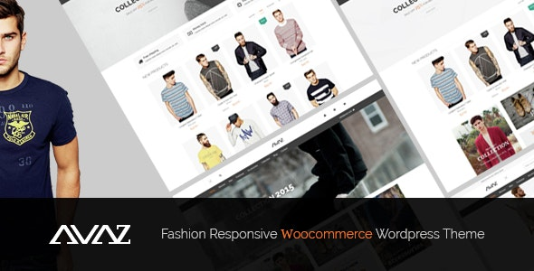 Avaz v2.6 – Fashion Responsive WooCommerce Theme