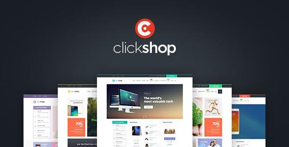 Ap Click Shop Shopify Responsive Theme