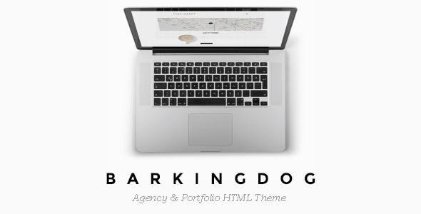 BarkingDog - Agency & Portfolio HTML Theme