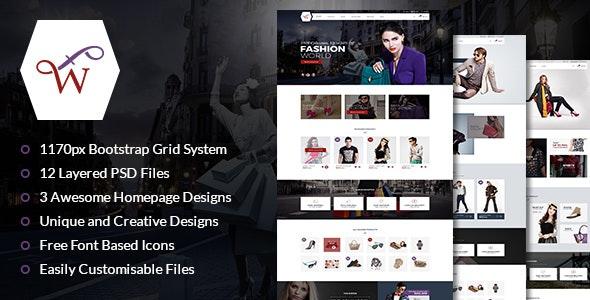 Fashion World - Fashion Retail