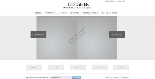 DESIGNER - Fashion Retail
