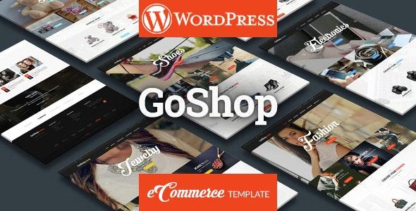 GoShop - Multipurpose Ecommerce WordPress Theme - WooCommerce eCommerce