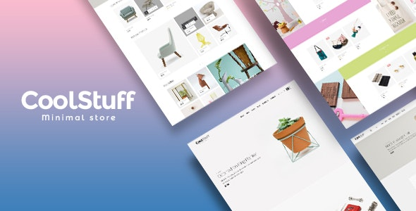 CoolStuff Creative Multi-Purpose WooCommerce WordPress Theme - WooCommerce eCommerce