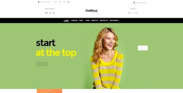 Fashion Room Shopify Themes