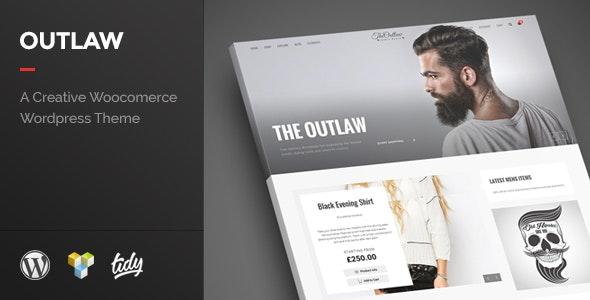 Outlaw - Stylish WooCommerce WordPress Theme - WooCommerce eCommerce