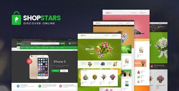 Leo Shopstars Responsive Prestashop Theme - PrestaShop eCommerce