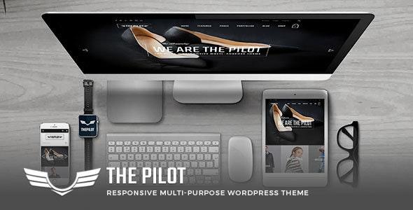 ThePilot | Creative WooCommerce WordPresss Theme - Business Corporate