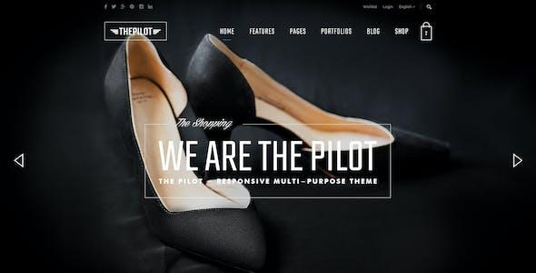 ThePilot | Creative WooCommerce WordPresss Theme