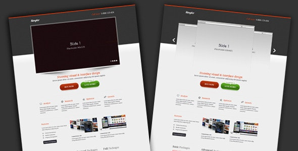 simpler – Landing page - Landing Pages Marketing