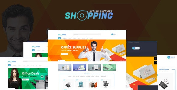 Leo Shopping Office Responsive Prestashop Theme - PrestaShop eCommerce