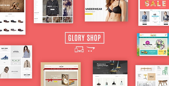 Glory Shop - Multipurpose OpenCart Theme - OpenCart eCommerce