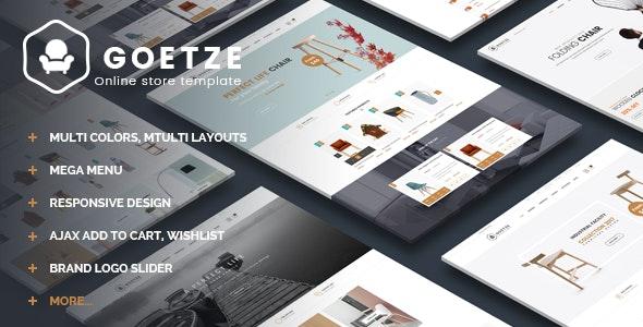 Goetze Furniture Shopify Theme