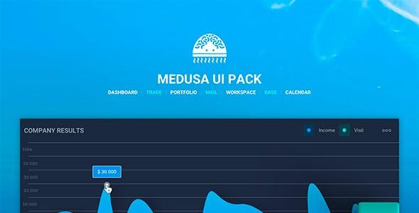 Medusa UI Kit
