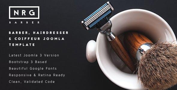 NRGbarber - Hairdressers, Barbershops & Coiffeurs