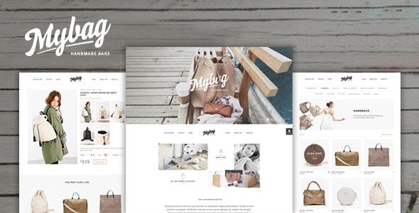 MyBag Single Product WooCommerce Theme - WooCommerce eCommerce
