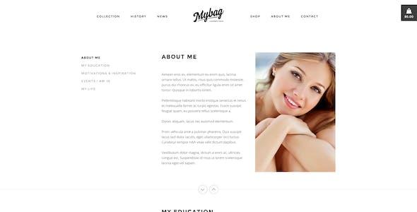MyBag Single Product WooCommerce Theme