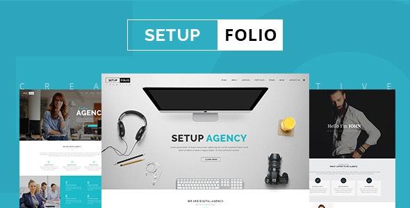 SFolio - Portfolio WordPress Theme - Portfolio Creative