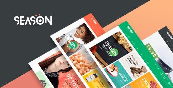 Season - Responsive Shopify Theme - Health & Beauty Shopify