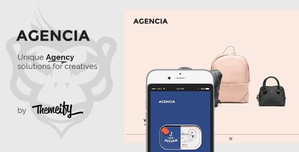 Agencia - Creative Agency Portfolio - Portfolio Creative